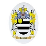 Ransley Oval Ornament