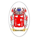 Rankinson Sticker (Oval 50 pk)