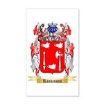 Rankinson 35x21 Wall Decal