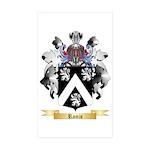 Ranis Sticker (Rectangle 50 pk)
