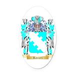 Ranieri Oval Car Magnet