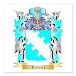 Ranieri Square Car Magnet 3