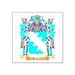Ranieri Square Sticker 3