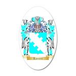 Ranieri 35x21 Oval Wall Decal