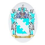 Ranieri Oval Ornament