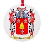 Ranger Round Ornament