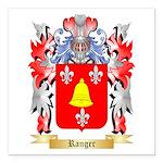 Ranger Square Car Magnet 3