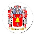 Ranger Round Car Magnet