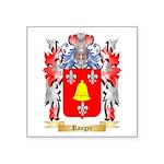 Ranger Square Sticker 3