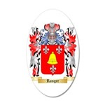Ranger 35x21 Oval Wall Decal