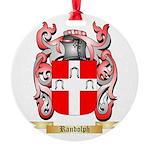 Randolph Round Ornament