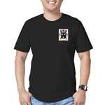 Randle Men's Fitted T-Shirt (dark)