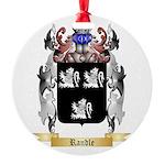 Randle Round Ornament