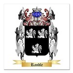 Randle Square Car Magnet 3