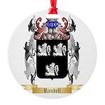 Randell Round Ornament