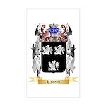 Randell Sticker (Rectangle)