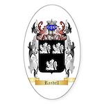 Randell Sticker (Oval)