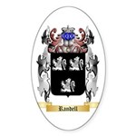 Randell Sticker (Oval 50 pk)