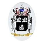 Randell Oval Ornament