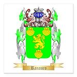 Ranauro Square Car Magnet 3