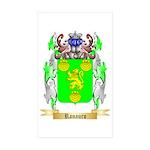 Ranauro Sticker (Rectangle 50 pk)