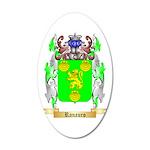 Ranauro 20x12 Oval Wall Decal