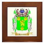 Ranauro Framed Tile