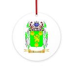 Ranauro Round Ornament