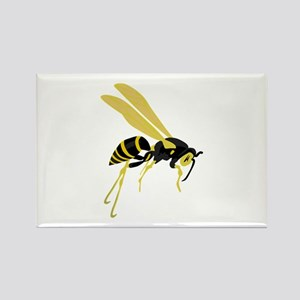 Flying Wasp Magnets