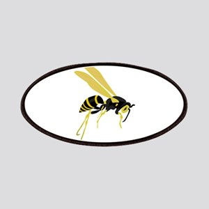 Flying Wasp Patch