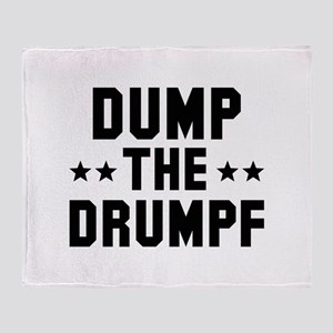 Dump The Drumpf Stadium Blanket