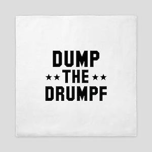 Dump The Drumpf Queen Duvet