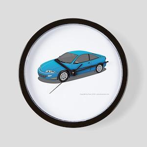 Toyota Prius car Wall Clock