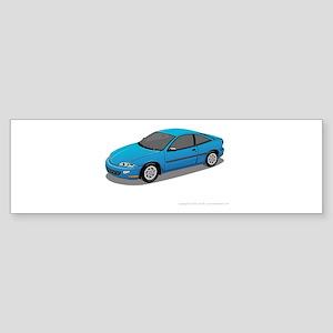 Toyota Prius car Bumper Sticker