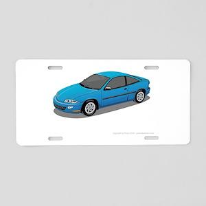 Toyota Prius car Aluminum License Plate