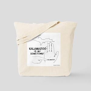 Kalamazoo Tote Bag