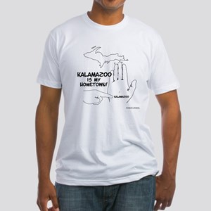 Kalamazoo Fitted T-Shirt