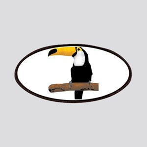 Toucan on twig Patch