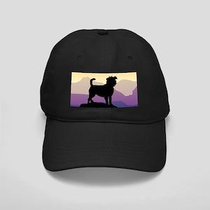 Purple Mountains Affenpinscher Black Cap