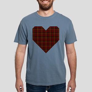 Bruce Hunting Geo Heart T-Shirt