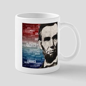 Patriot Abraham Lincoln Mug