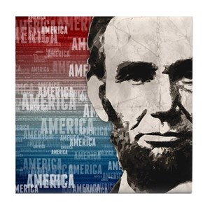 Abraham lincoln coasters cafepress fandeluxe Image collections