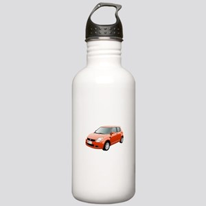 Red swift car Stainless Water Bottle 1.0L