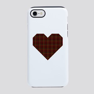 Bruce Hunting Geo Heart iPhone 8/7 Tough Case