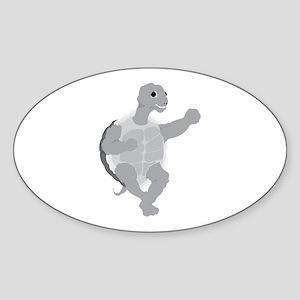 Tortoise 3 Sticker