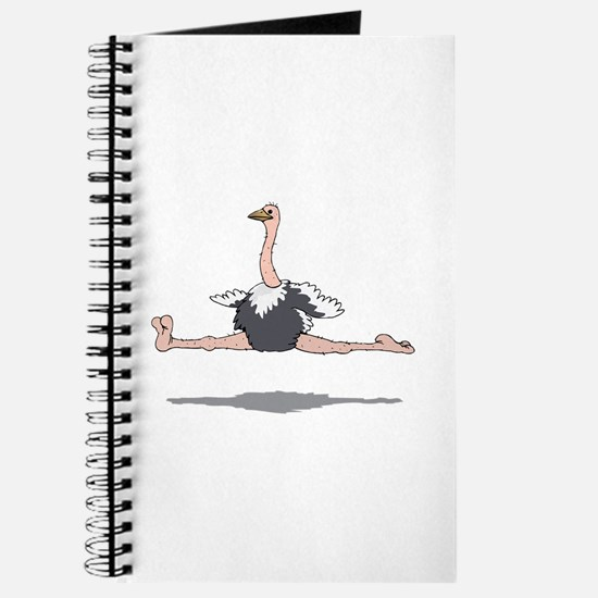 Ostrich Leaping Journal