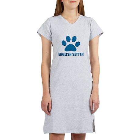 Dalmatian Dog Designs Women's Nightshirt