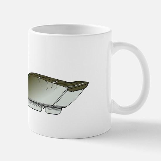 Duck Decoy Side View Mugs