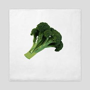 Broccoli Queen Duvet