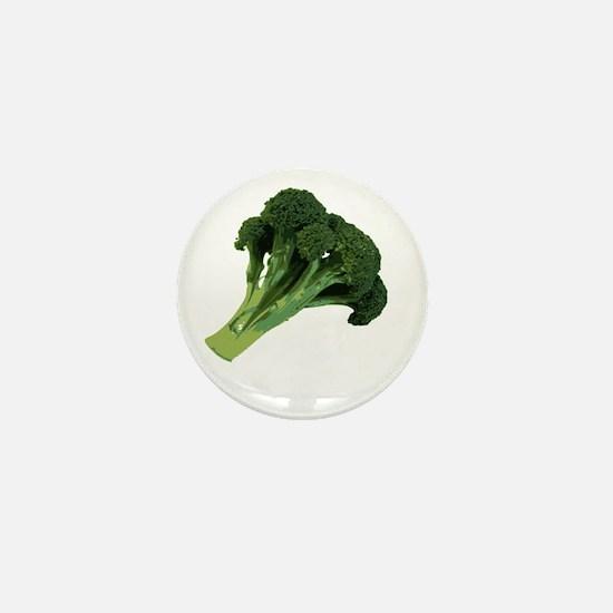 Broccoli Mini Button